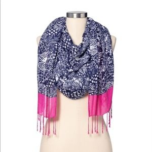 Lilly Pulitzer for Target Upstream scarf